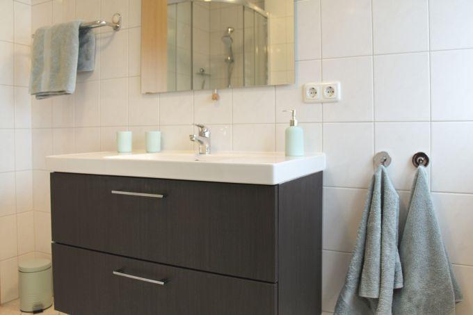 Main Apartment Volkach Badezimmer