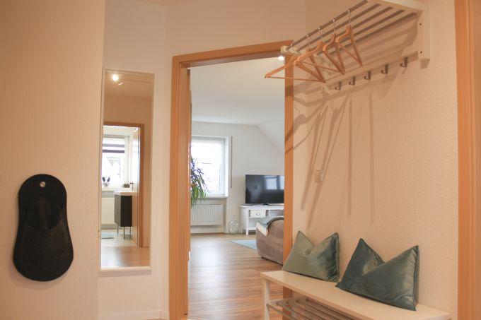 Main Apartment Volkach Flur