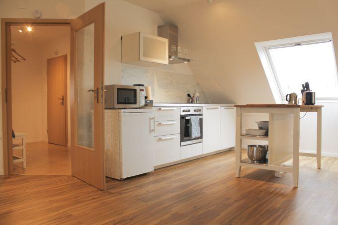 Main Apartment Volkach Küche