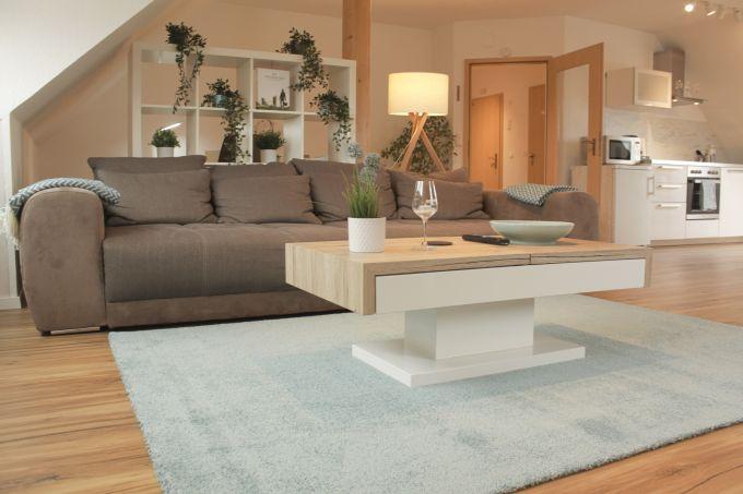 Main Apartment Volkach Wohnzimmer